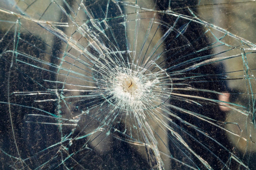 Glasbruchschutzfolie